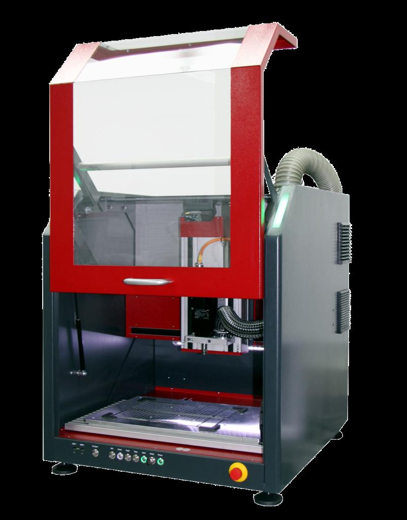 sistemi CNC a 3-4-5 assi