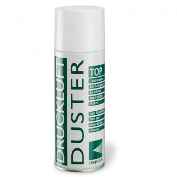 aria compressa per rimuovere polvere NON infiammabile